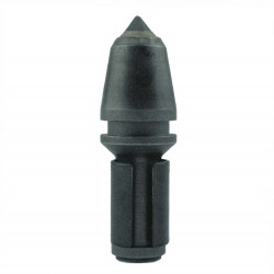 Rundschaftmeissel XRM12/19: S19 HM12x18 L45 (~BSH05)