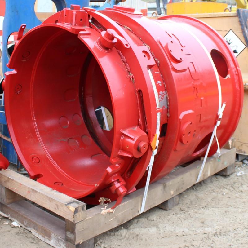 Drehteller automatisch ø 700/620 mm